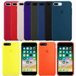 Silicone Case для iPhone 7 Plus