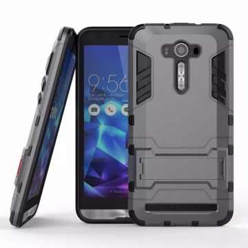 Бампер для Asus ZenFone 2 Laser (ZE550KL) IronMan