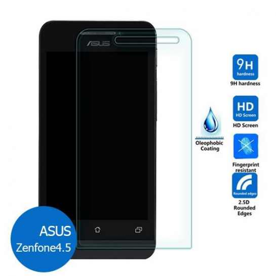 Защитное стекло для Asus ZenFone 4 (A450CG)