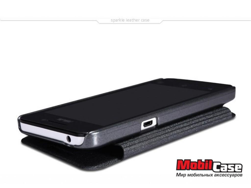 Чехол-книжка для Asus ZenFone 4 Nillkin Sparkle