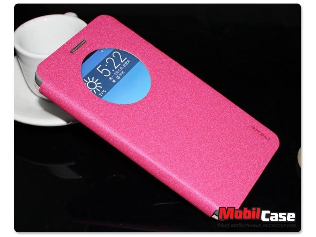 Чехол (книжка) для Asus ZenFone Max (ZC550KL) Pudini Gold