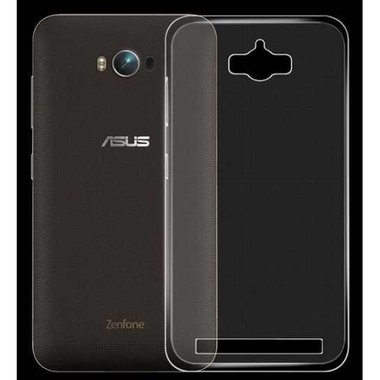 Силиконовый чехол для Asus ZenFone Max (ZC550KL) Slim