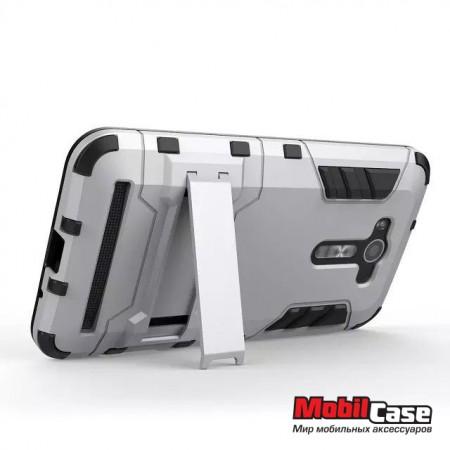 Бампер для Asus ZenFone Max (ZC550KL) IronMan