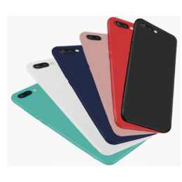 Силиконовая накладка для Huawei Y6 2018 Soft