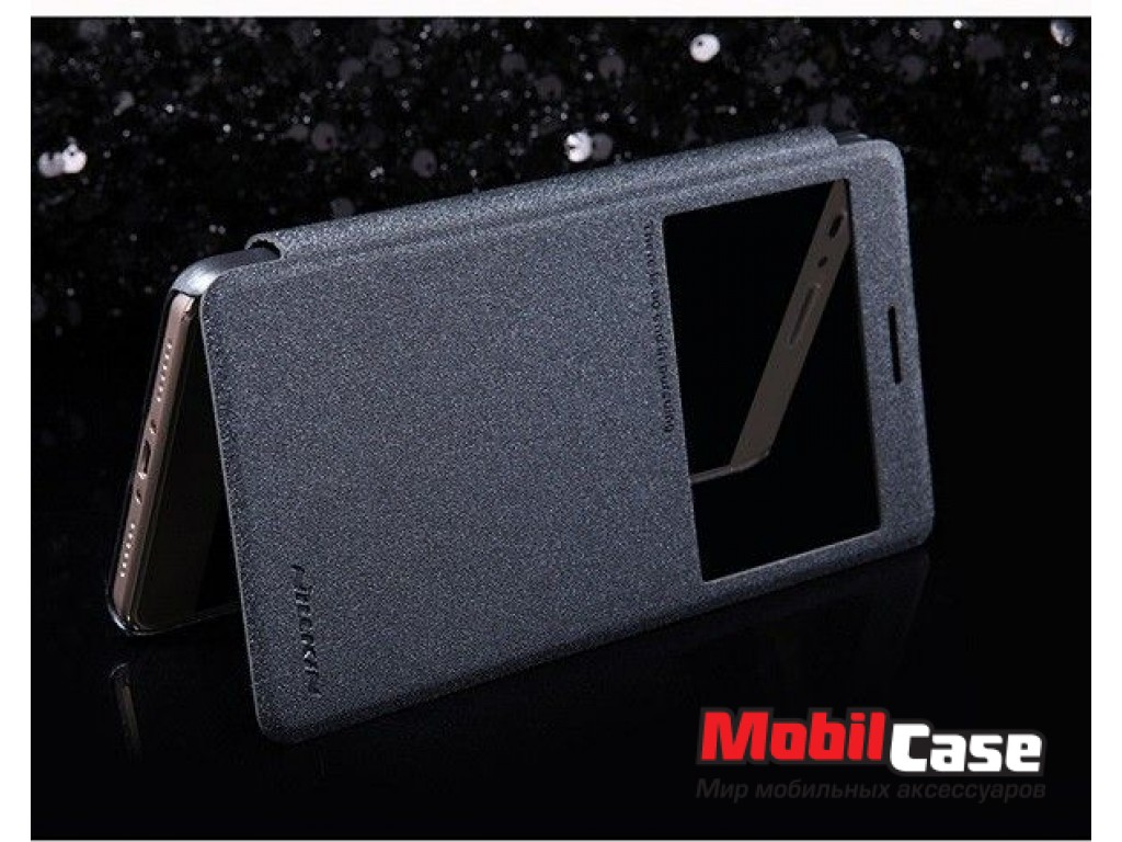 Чехол (книжка) для Huawei GR5 Nillkin Sparkle