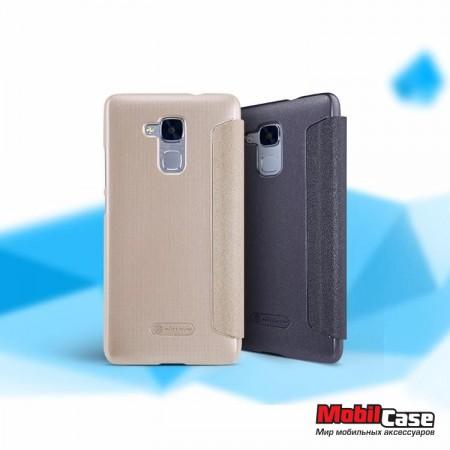 Чехол (книжка) для Huawei GT3 Nillkin Sparkle