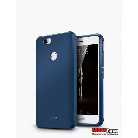 Силиконовая накладка для Huawei Nova Cobalt