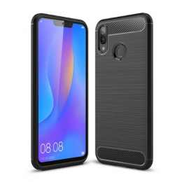 Бампер для Huawei P Smart 2019 Carbon