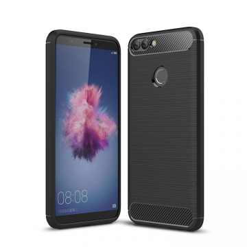 Накладка для Huawei P Smart Carbon