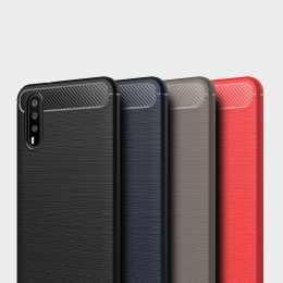 Накладка для Huawei P20 Carbon