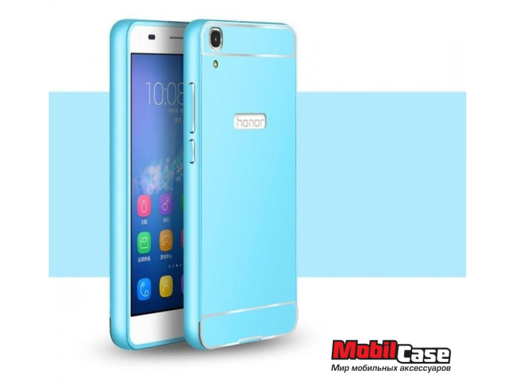 Бампер для Huawei Y6 Pro Acryl