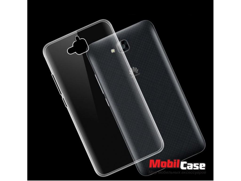 Силиконовый чехол для Huawei Y6 Pro Slim
