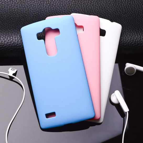 Пластиковая накладка для LG G4s H734