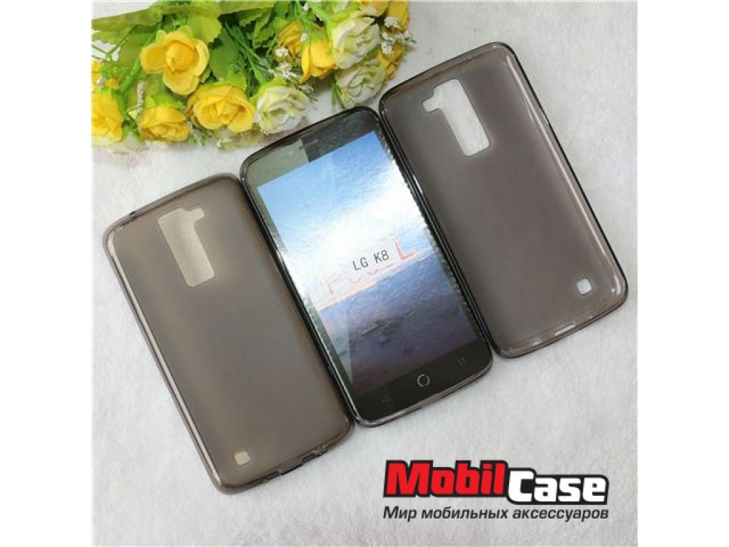 Силиконовый чехол для LG K8 K350E