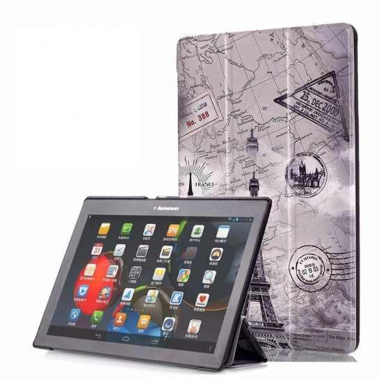Чехол (книжка) для Lenovo Tab 10 TB-X103F Paris