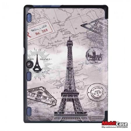 Чехол (книжка) для Lenovo Tab 2 A10-30 Paris