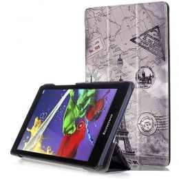 Чехол (книжка) для Lenovo Tab 2 A8-50 Paris