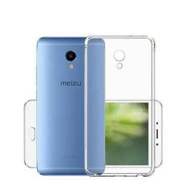 Силиконовый чехол для Meizu M3e Slim