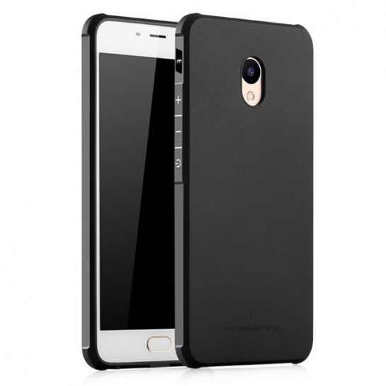 Силиконовая накладка для Meizu M5 Note Cobalt