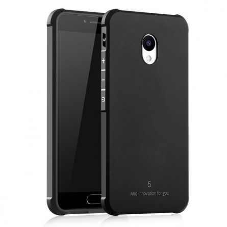 Силиконовая накладка для Meizu M5 Mini/M5s Cobalt