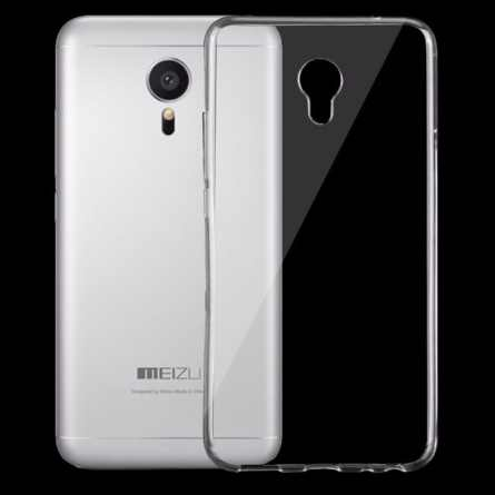 Силиконовый чехол для Meizu MX6 Slim