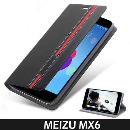 Чехол (книжка) для Meizu MX6 Diplomat