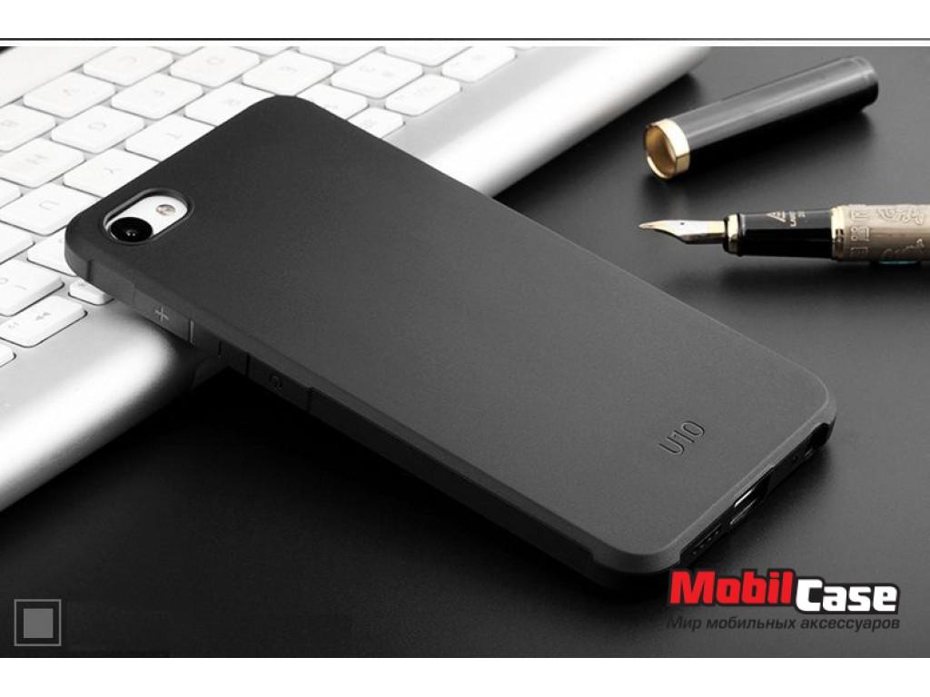 Силиконовая накладка для Meizu U10 Cobalt