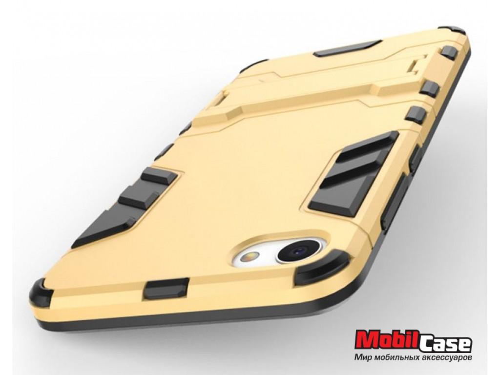 Бампер для Meizu U10 IronMan