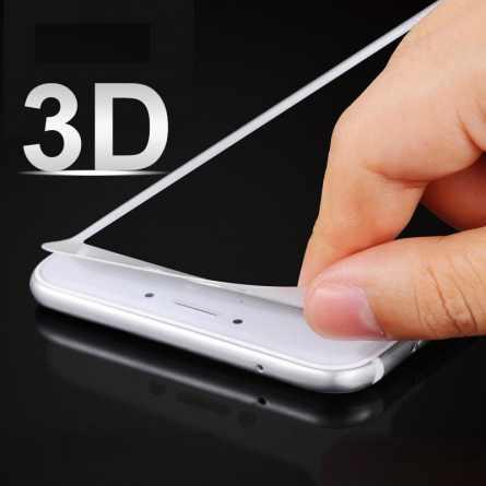 3D Стекло с мягкими краями для Meizu U10 3D с рамкой