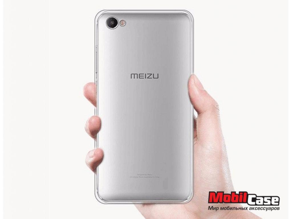 Силиконовый чехол для Meizu U20 Slim