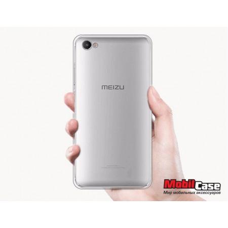 Силиконовый чехол для Meizu U10 Slim