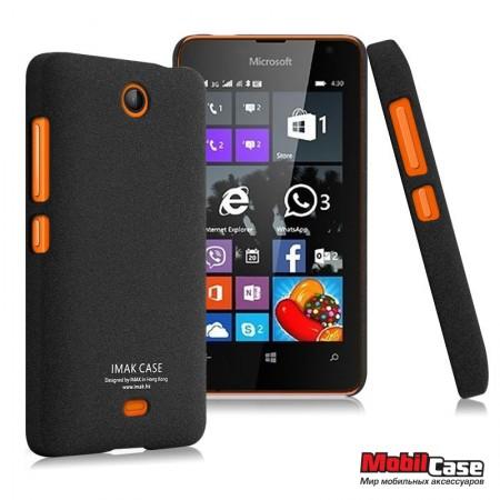 Накладка Microsoft Lumia 430 IMAK Cowboy