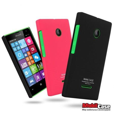 Накладка Microsoft Lumia 532 IMAK Cowboy