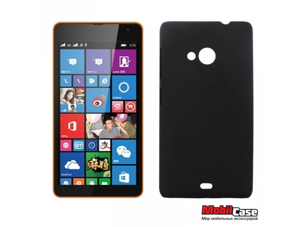 Пластиковая накладка для Microsoft Lumia 535