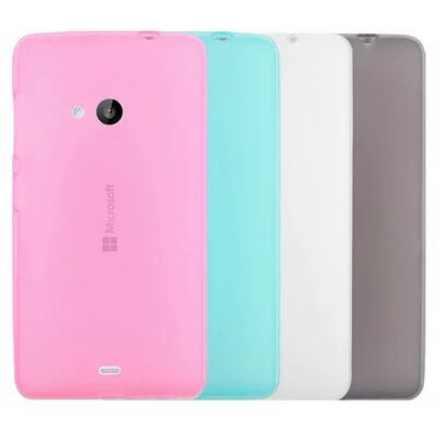 Силиконовый чехол для Microsoft Lumia 535