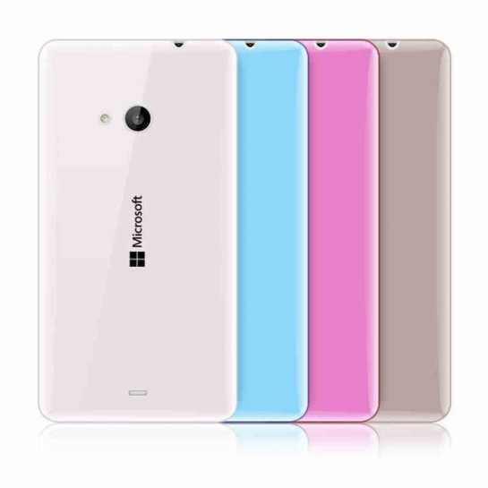Чехол силиконовый для Microsoft Lumia 535 Slim