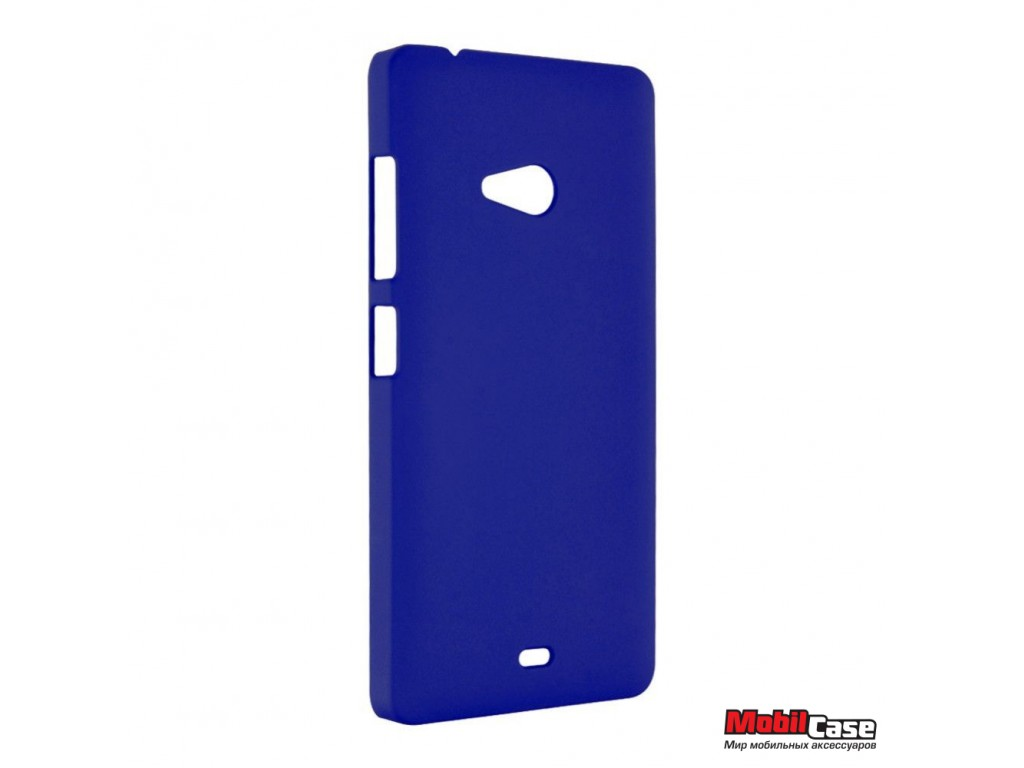 Пластиковая накладка для Microsoft Lumia 540