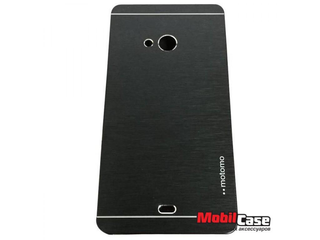 Алюминиевый бампер для Microsoft Lumia 540 Motomo