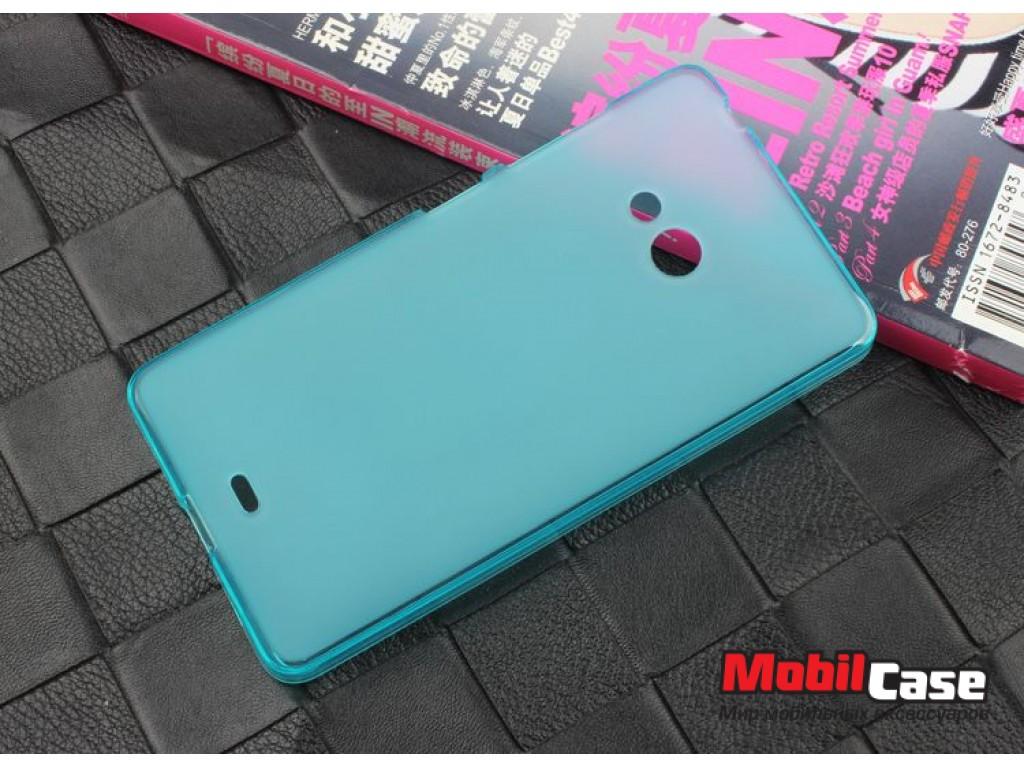 Силиконовый чехол для Microsoft Lumia 540
