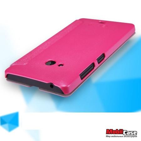 Чехол (книжка) для Microsoft Lumia 540 Nillkin Sparkle