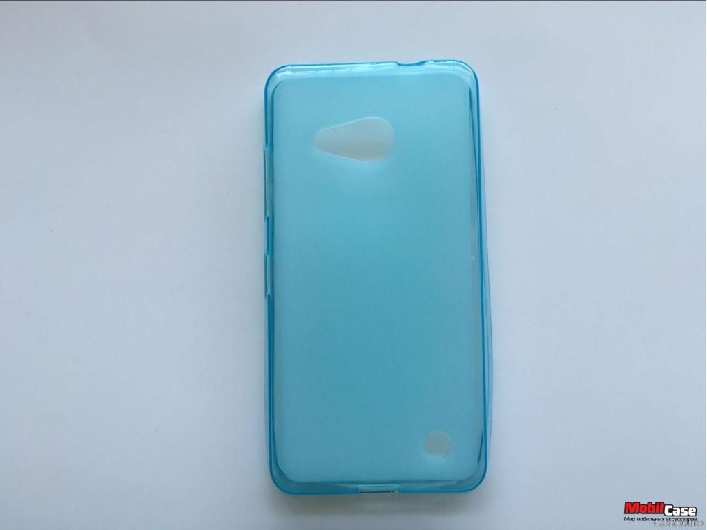 Силиконовый чехол для Microsoft Lumia 550
