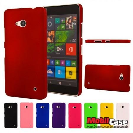 Пластиковая накладка для Microsoft Lumia 640