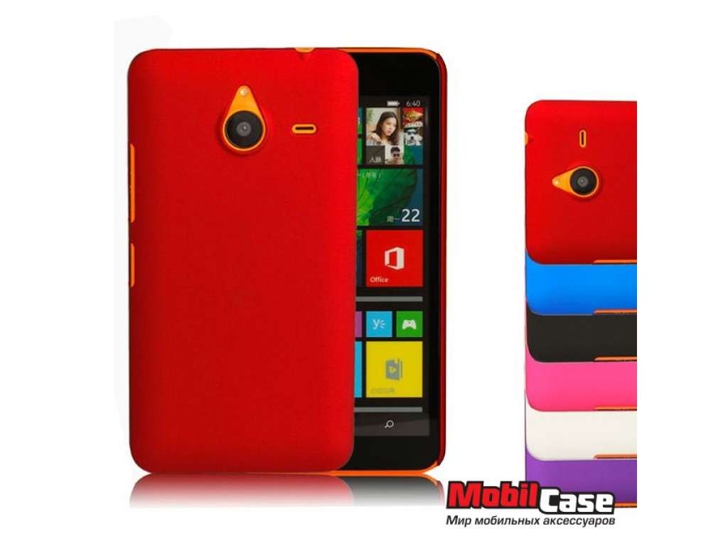 Пластиковая накладка для Microsoft Lumia 640 XL