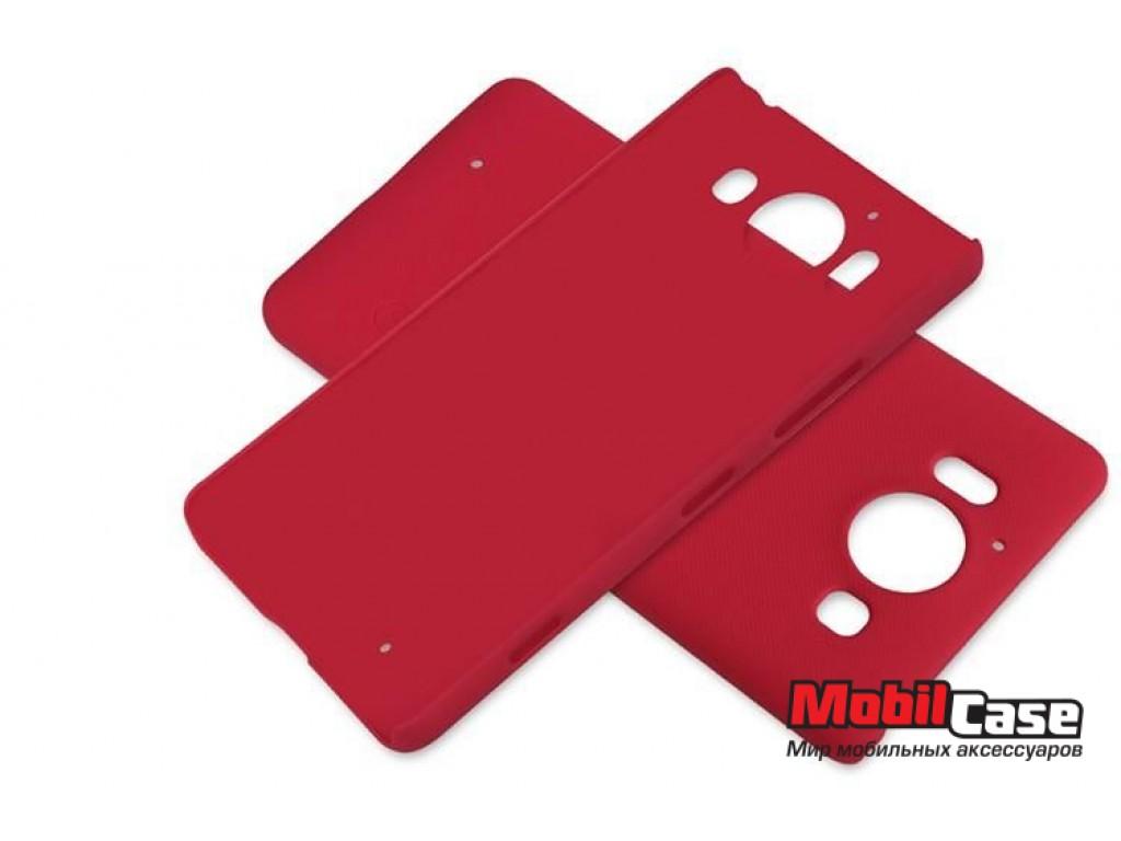 Пластиковая накладка для Microsoft Lumia 950 Nillkin Frosted