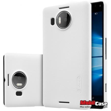 Пластиковая накладка для Microsoft Lumia 950 XL Nillkin Frosted