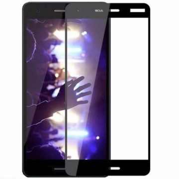 3D Стекло Nokia 2.1 2018 Dual SIM с рамкой