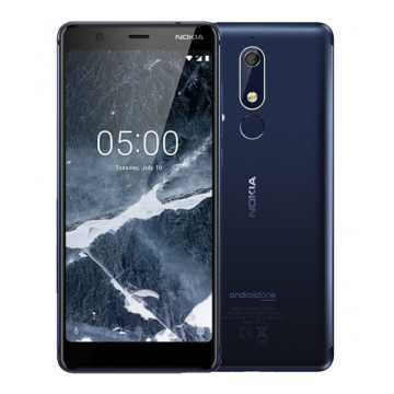 Nokia 5.1 2018 Dual SIM