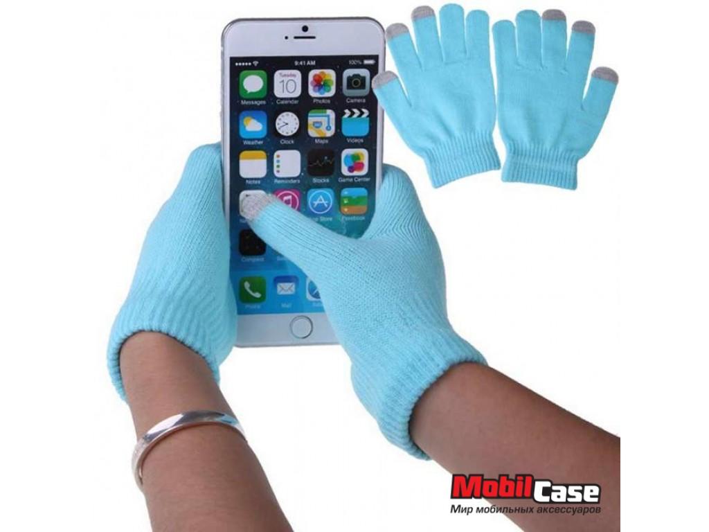 Емкостные перчатки полоска