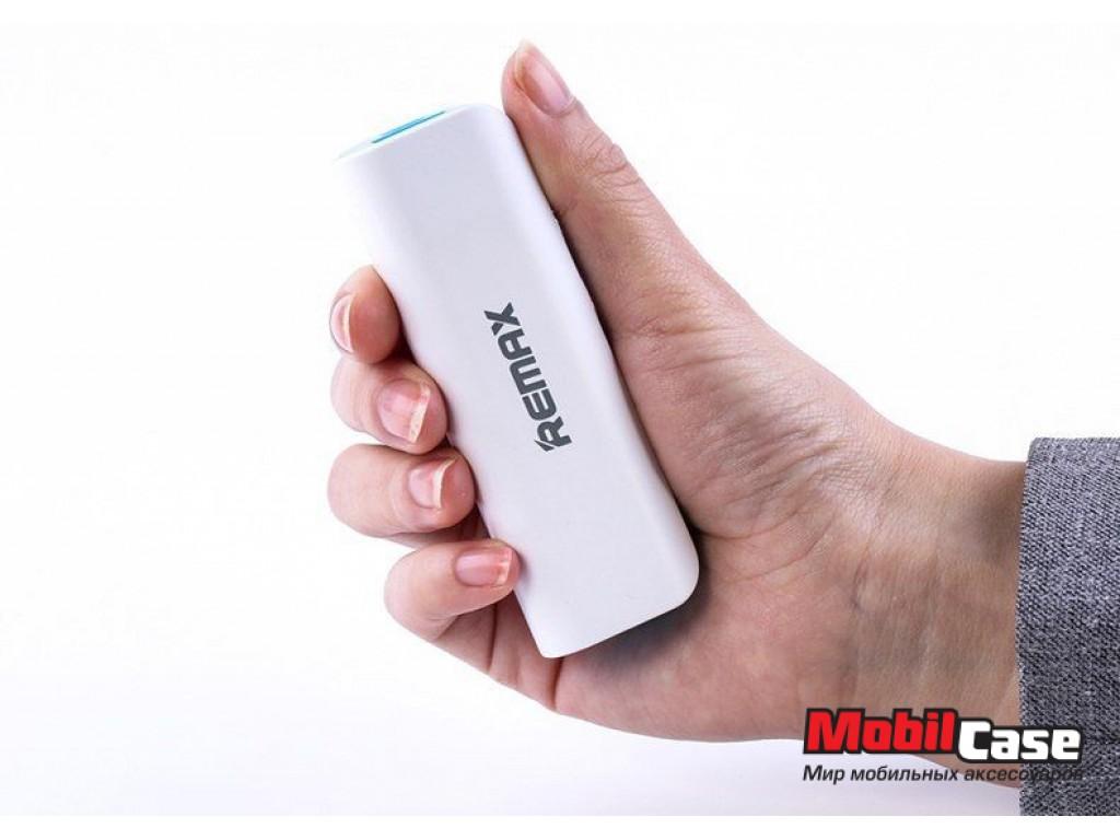 Внешний аккумулятор Remax Mini PRL-3 2600 mAh