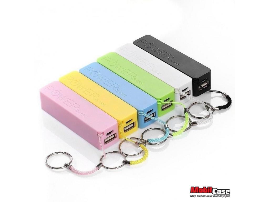 Внешний аккумулятор 2600 mAh Color